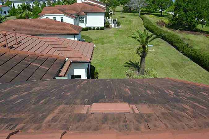Roof A Cide 174 Roof Cleaning Tampa Fl Integrity