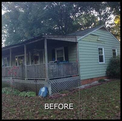 Home Renovations Anderson Sc Total Home Exteriors