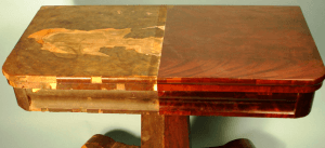 Wooden Table   Wildcat Furniture Repair In Lexington, KY