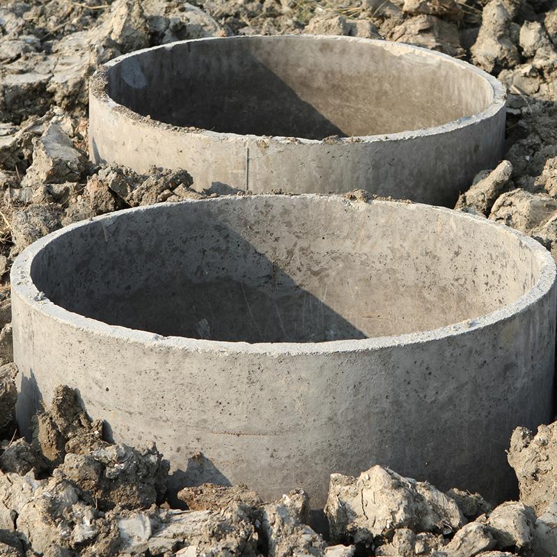 Pvc Burial Vault : Concrete contractor friedens pa pile s