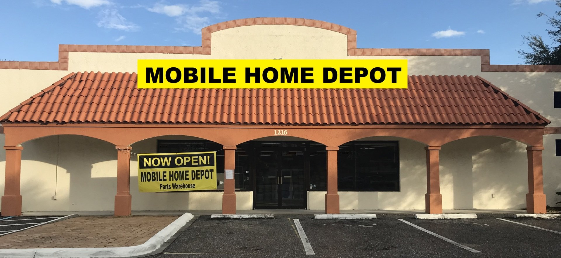 Mobile Home Parts Store | Florida & Arizona | Mobile Home Depot on carport canopy home depot, mobile home tubs and surrounds, mobile home doors home depot, mobile home accessories catalog, honda generators home depot,