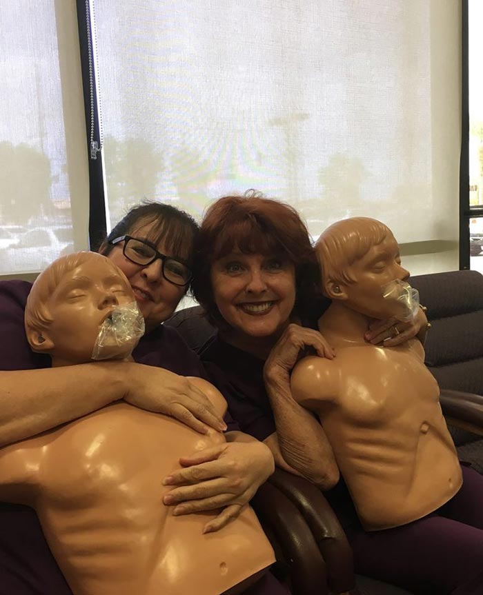 Meet The Dental Staff Indio Ca Alice G Alatorre Dds