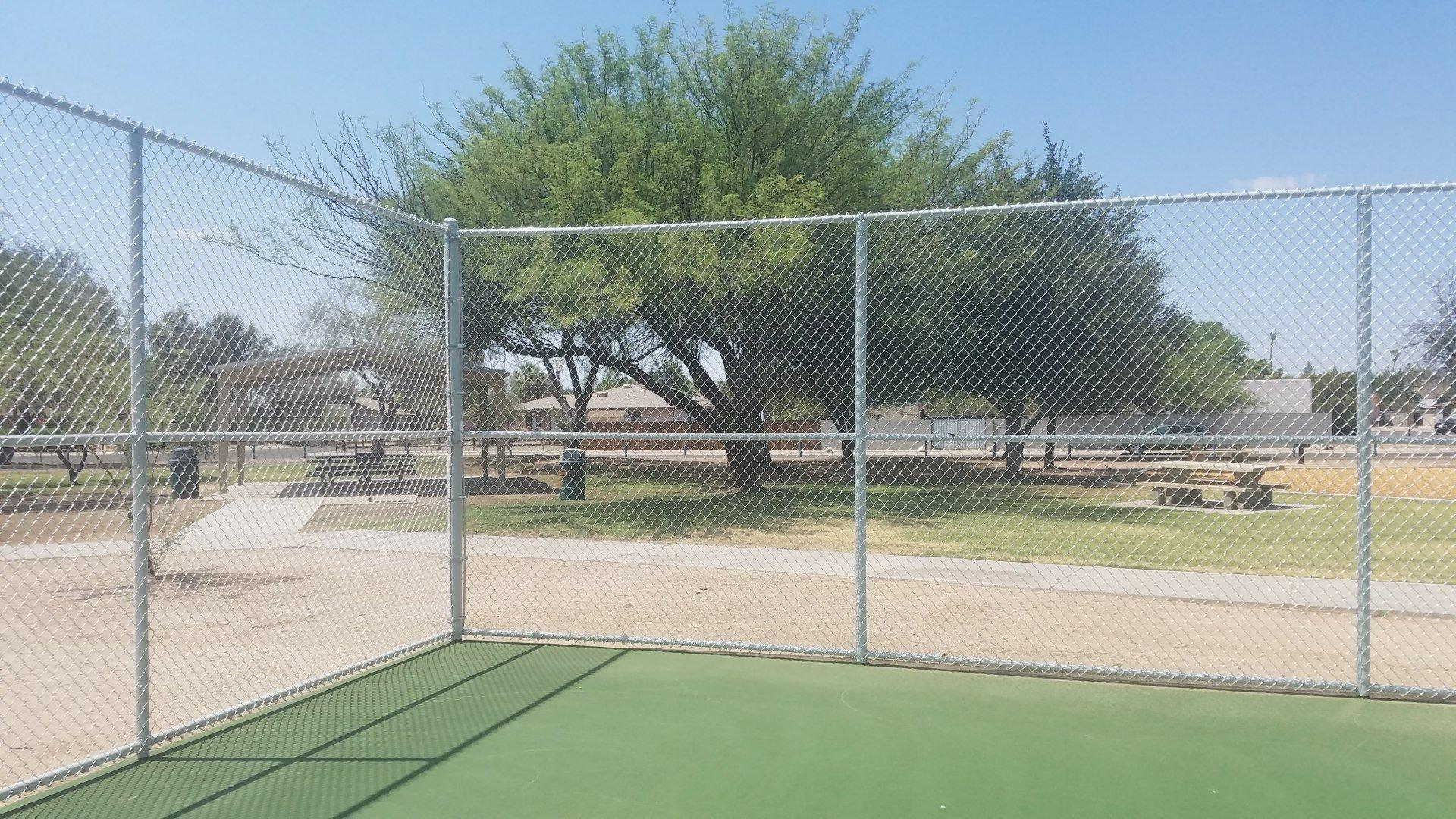 Fence products tucson az canyon company inc