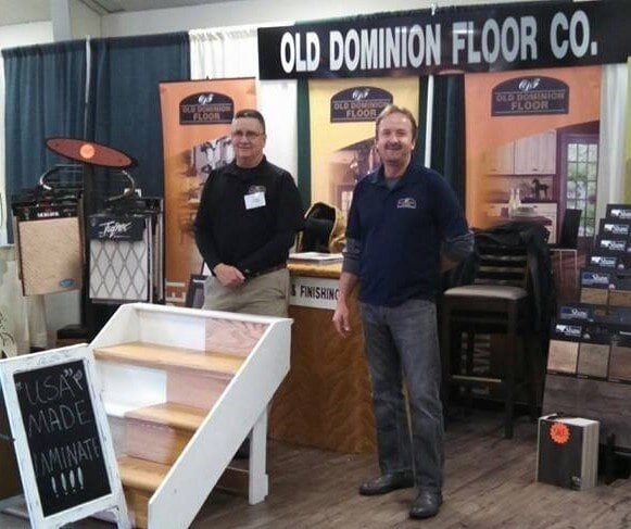 Flooring Store Richmond Va Old Dominion Floor Co Inc