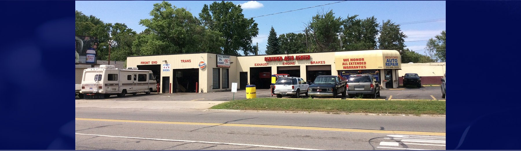 Car Maintenance | Detroit, MI | Redford Auto Repair