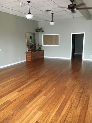 services installation installing in floor hardwood flooring kent wa new