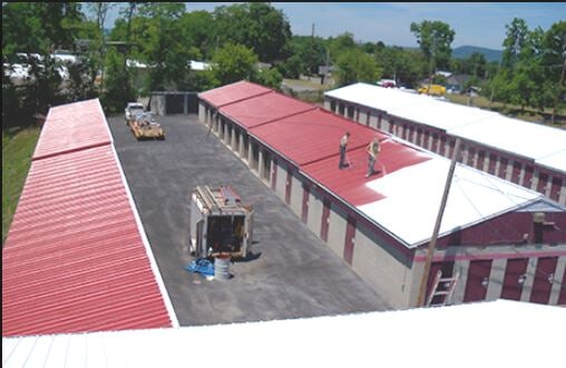 Commercial Flat Roofs Hopkisville Amp Bowling Green Ky And