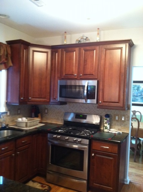 Cabinet Refacing -Toms River, NJ - Tom's Furniture Refinishing