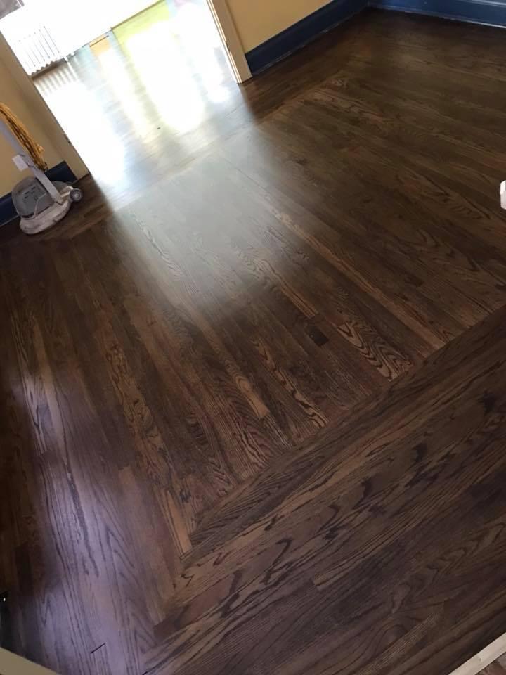 Sanding And Protecting Kenosha Wi Rb Floor Sanding Inc