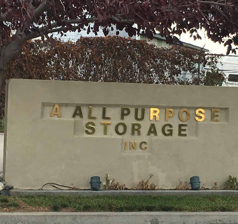 Self Storage Billingts Mt A All Purpose Storage