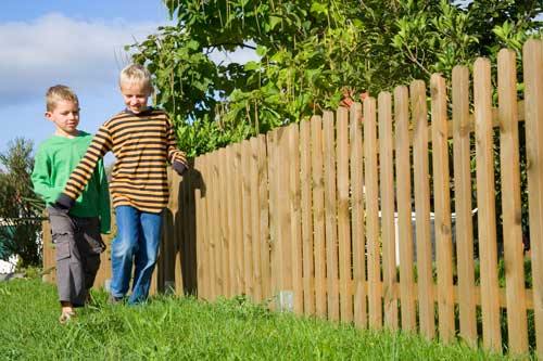 Image result for Wood Fence: Reasons They Are So Popular