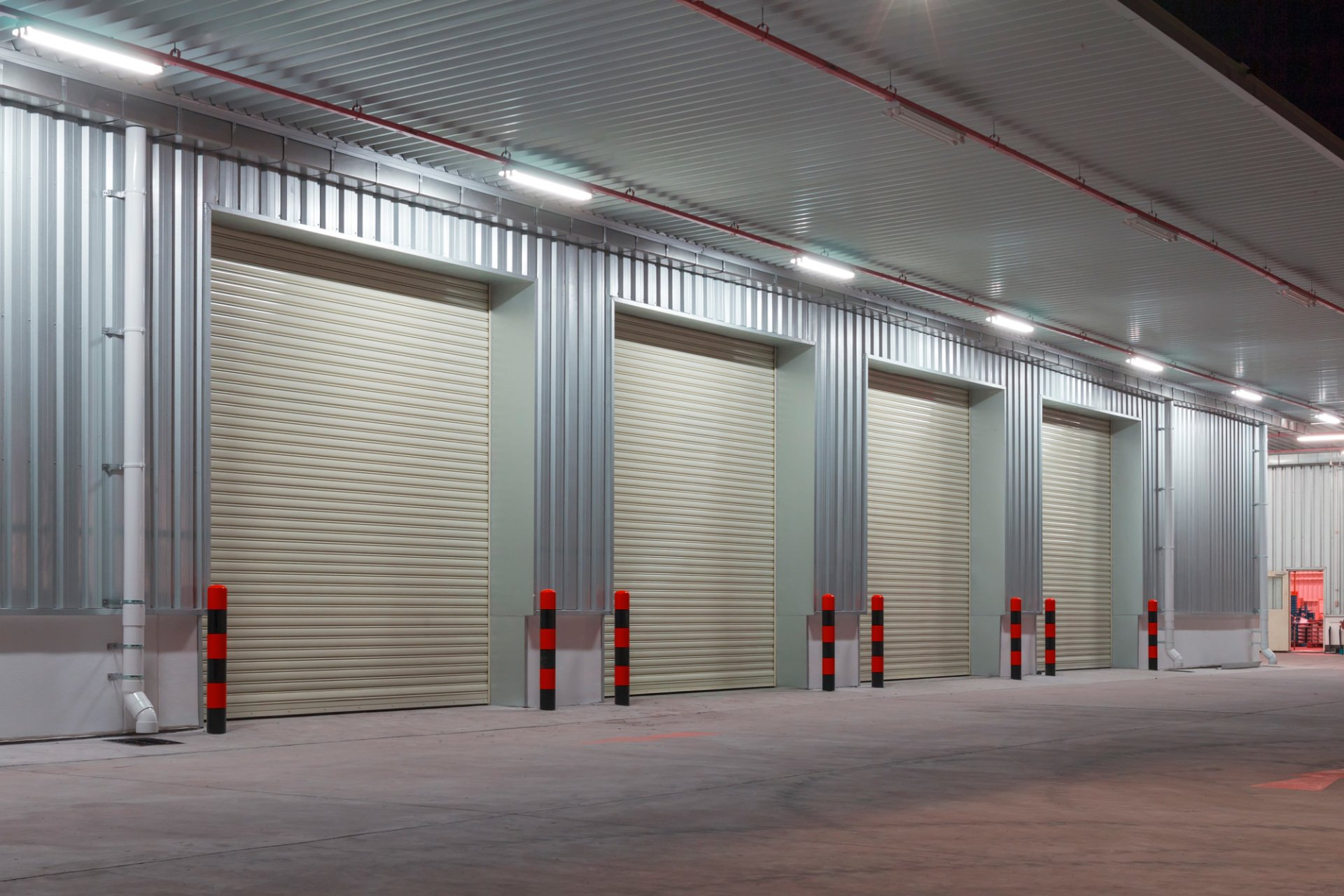 Image result for commercial garage doors