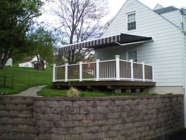 Pittsburgh Awning Company - Mt Lebanon Awning - retractables