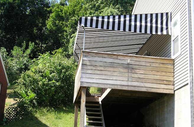 Pittsburgh Awning Company - Mt Lebanon Awning - patio-awnings