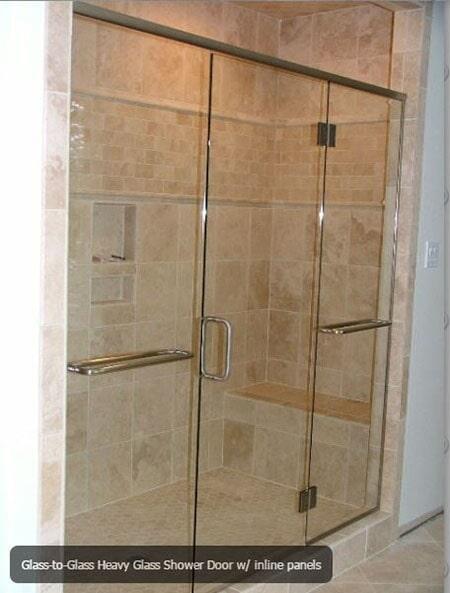 Standard / Heavy Glass Showers - Oakland, MD - Mountain Top Glass ...