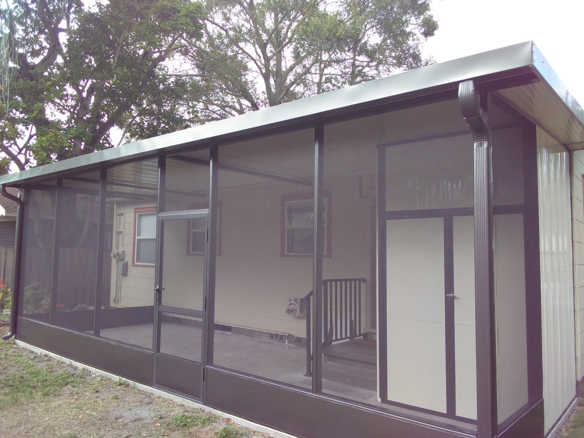 Screen Rooms Pinellas Park Florida J Amp M Aluminum Inc