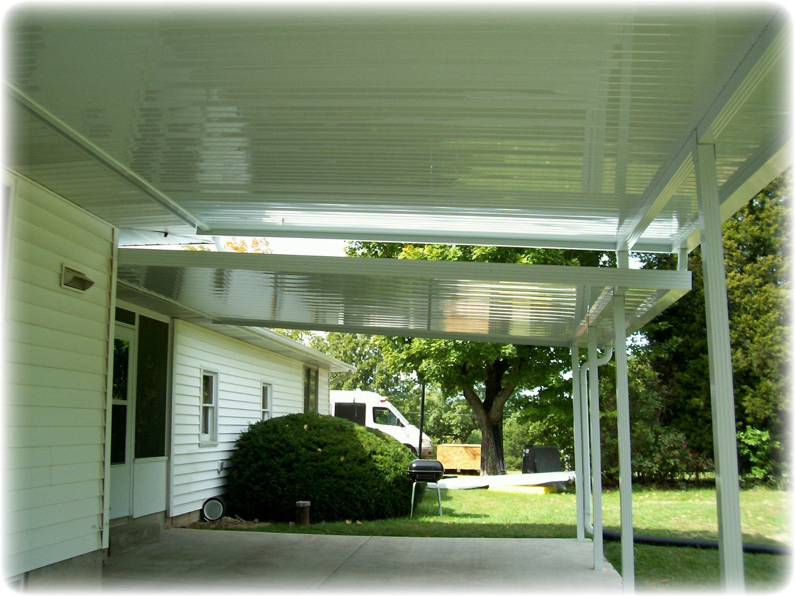 Awnings Pinellas Park Florida J Amp M Aluminum Inc
