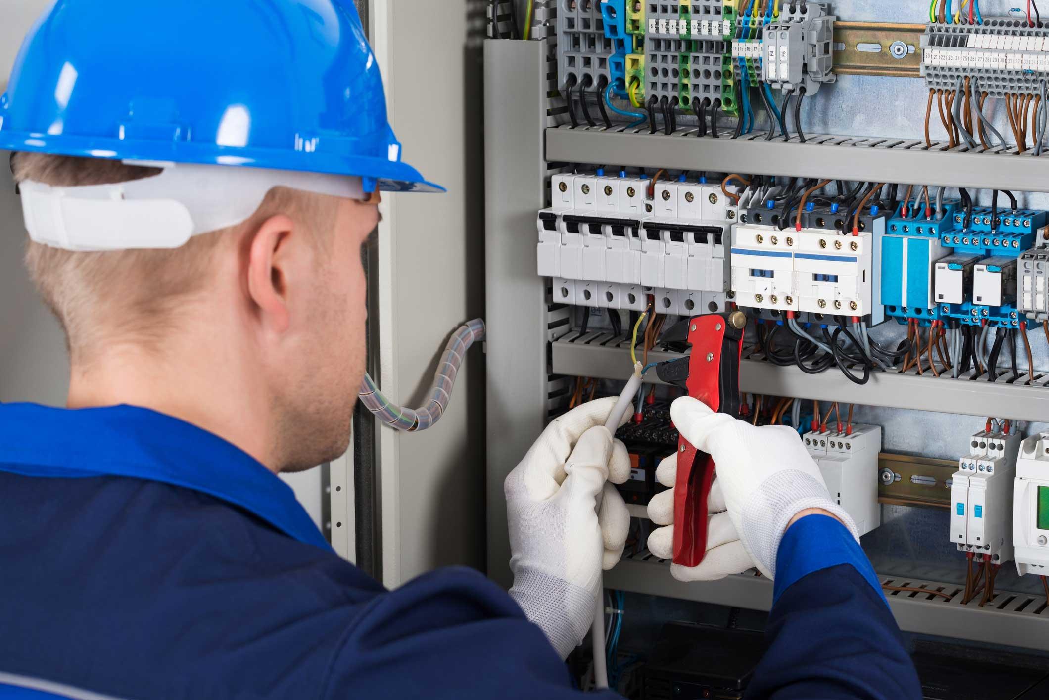 Electric Work - Erie, PA- Simonian Electric Inc