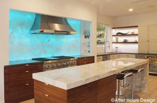 White Kitchen Design In New Luxurious Home U2014 Granite Countertops In Pompano  Beach, FL ...