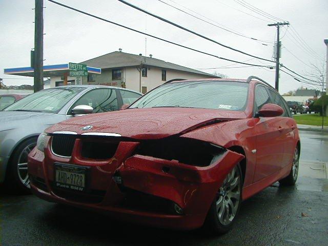 Auto Painting - Mamaroneck, NY  - Euro-Tech Auto Body Inc