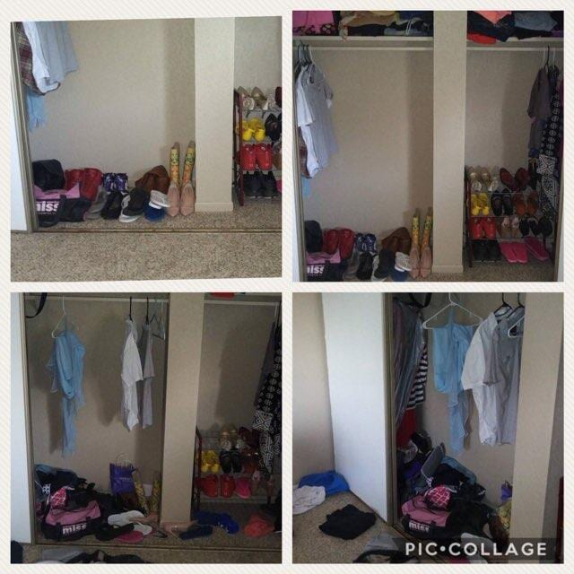Closet Cleaning   Cleaning Service In San Antonio, TX