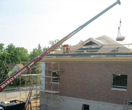 Commercial Roofing Hillsdale Mi Braman Roofing Company