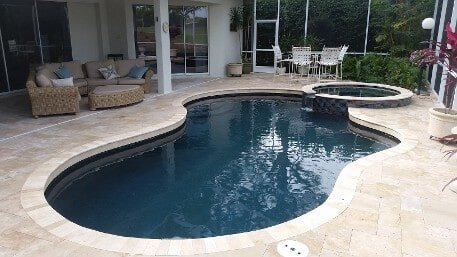Our Pool Remodels Venice Fl Southwest Pools