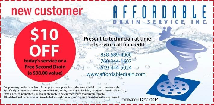 drain pro coupons