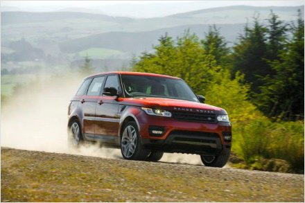RANGE ROVER SPORT: COMMON PROBLEMS AND HOW TO DIAGNOSE THEM