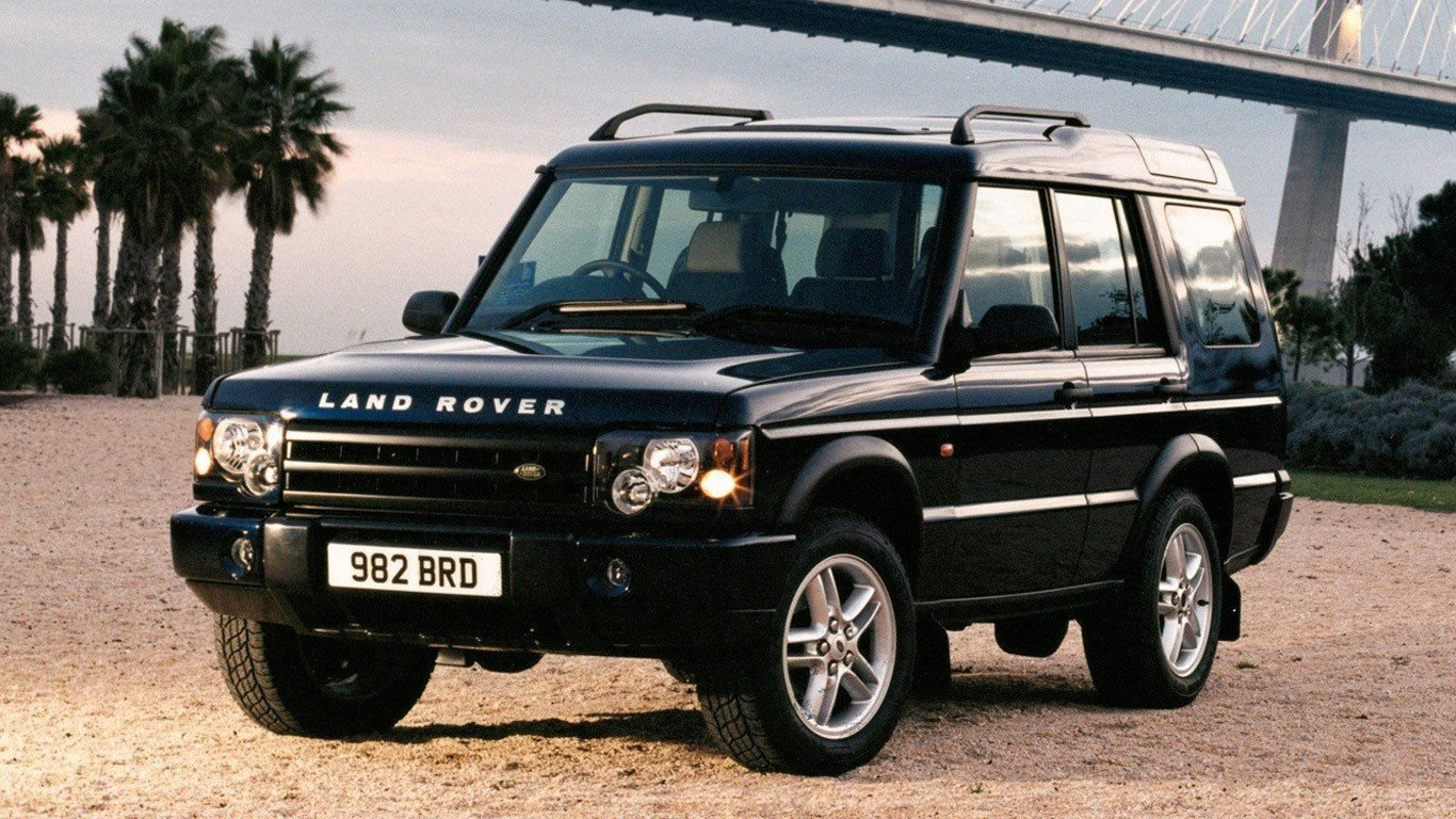 A Brief History Of Land Rover Primitive Off Roader To