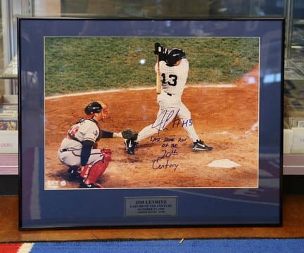 Sports Memorabilia Pantegotx Anything Goes
