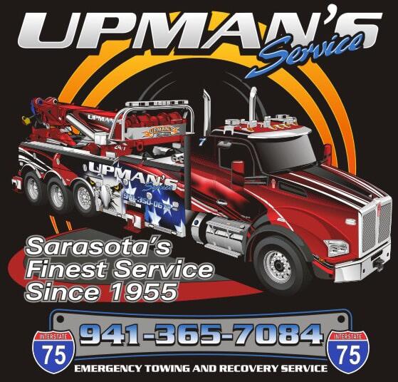towing sarasota fl upman s towing service