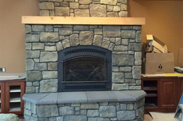 Interior Masonry — Quality Home Improvements in Kitsap County, WA