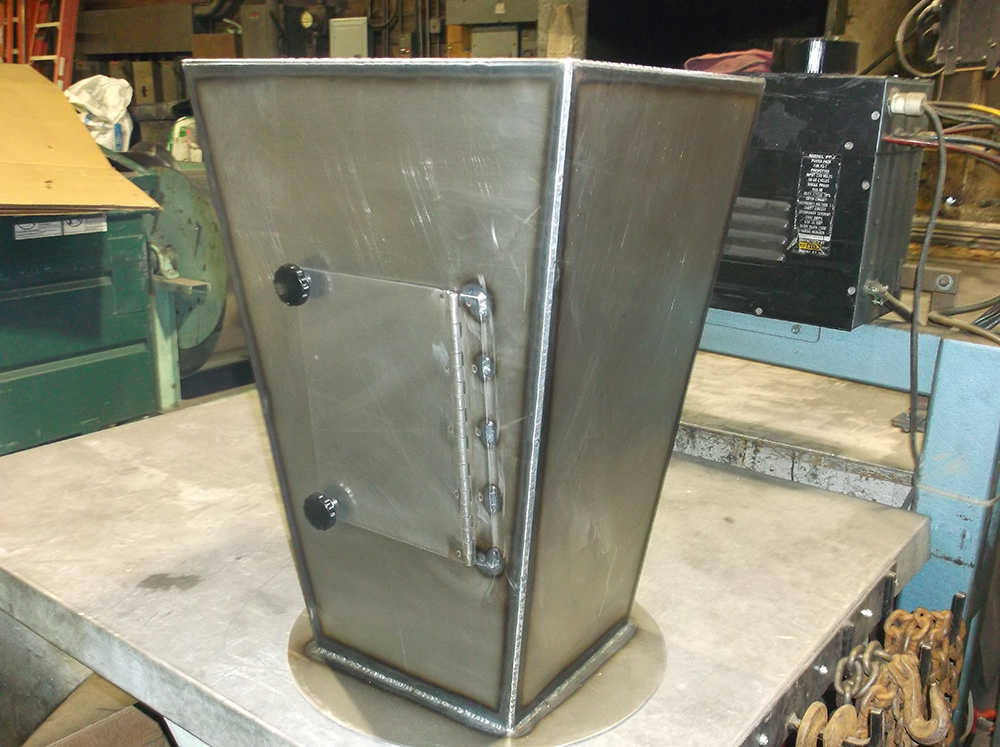 Sheet Metal Fabrication Amp Repair Wenatchee Washington
