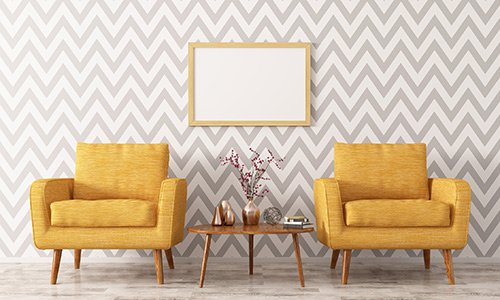 Not Your Grandmas Wallcovering How Wallpaper Is Making A