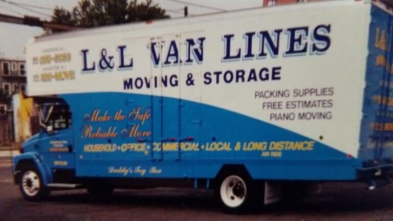Lu0026L Van U2014 Storage And Moving In Hoboken, ...