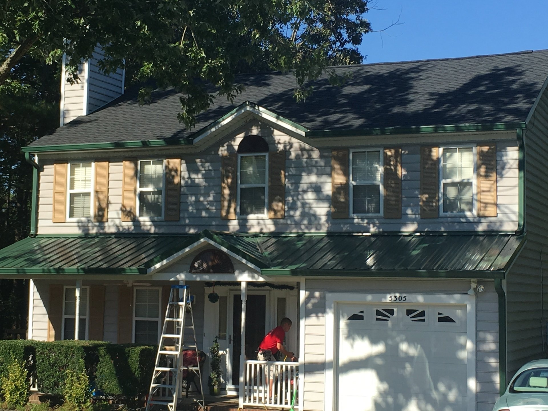 Roofing Company Zebulon Nc Bk Roofing Amp Seamless Gutters