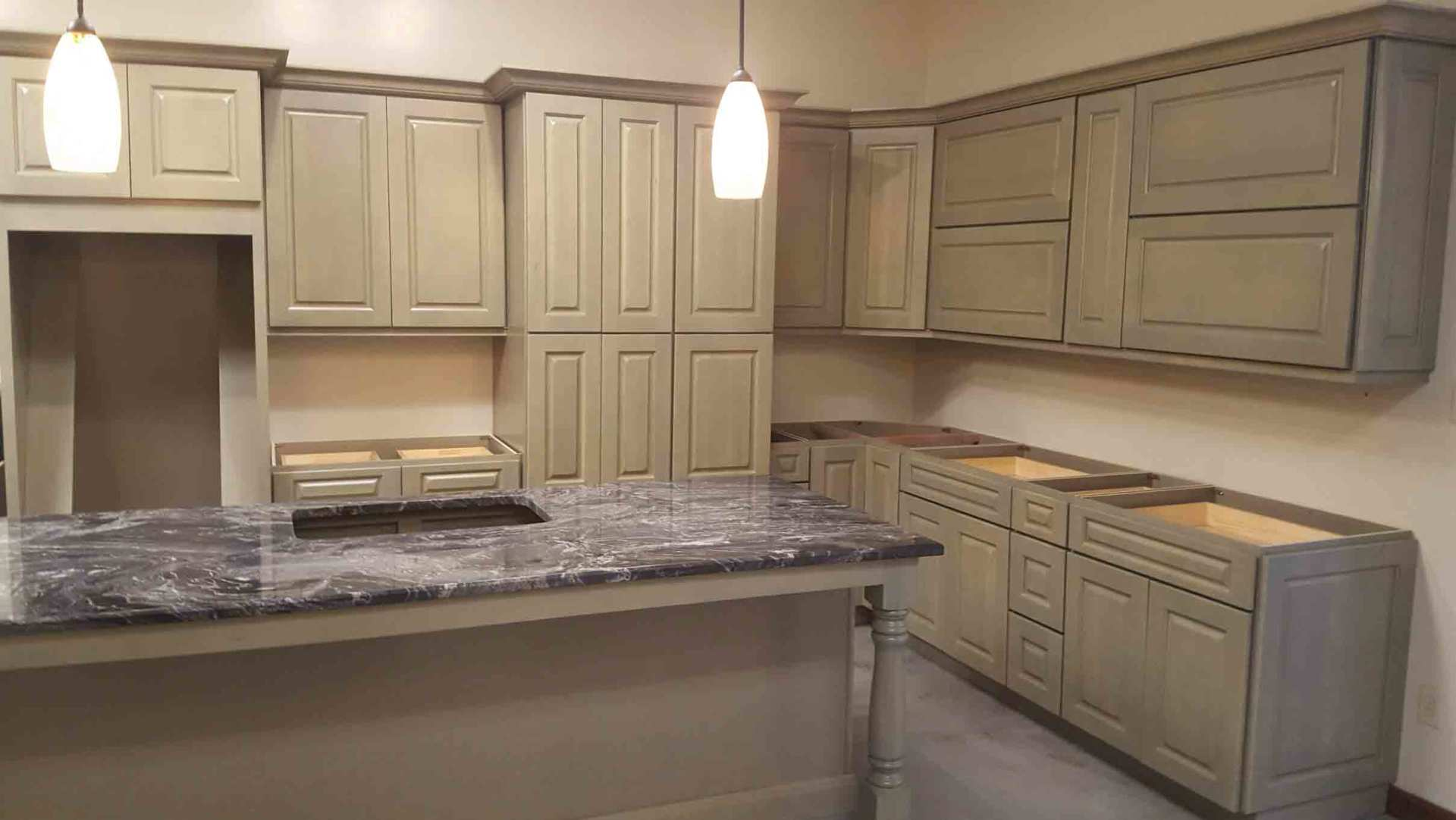 Wood Kitchen Cabinets in Jacksonville, FL | DL Cabinetry ...