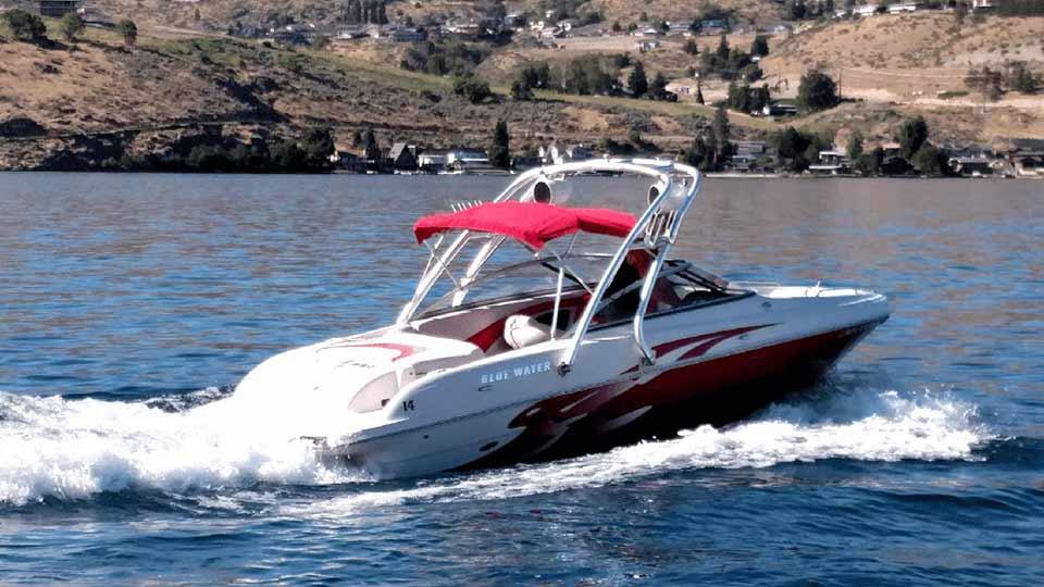 Parasail Rental - Chelan, Wa - Jet Skis Ahoy Llc-8890