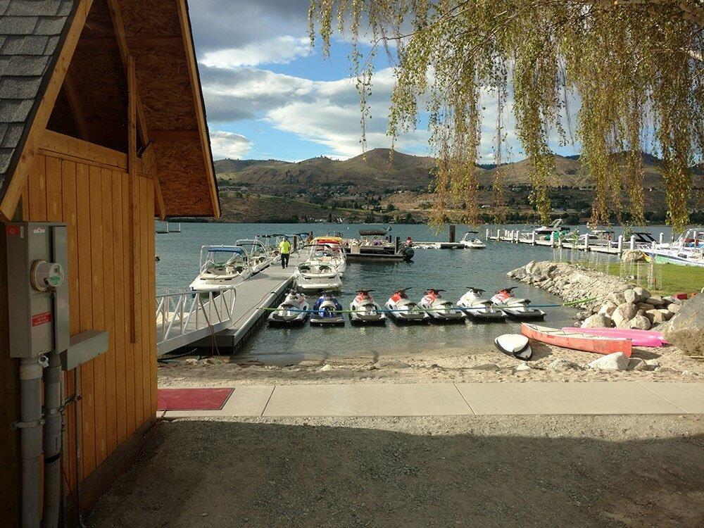 Parasail Rental - Chelan, Wa - Jet Skis Ahoy Llc-3360