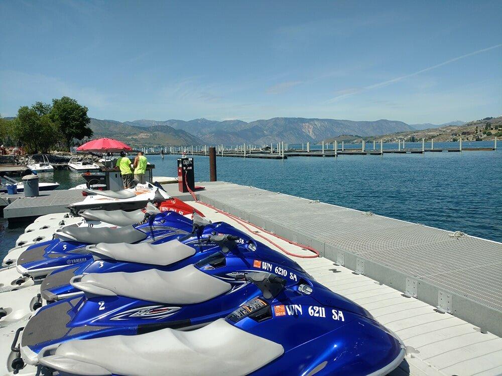 Parasail Rental - Chelan, Wa - Jet Skis Ahoy Llc-7131