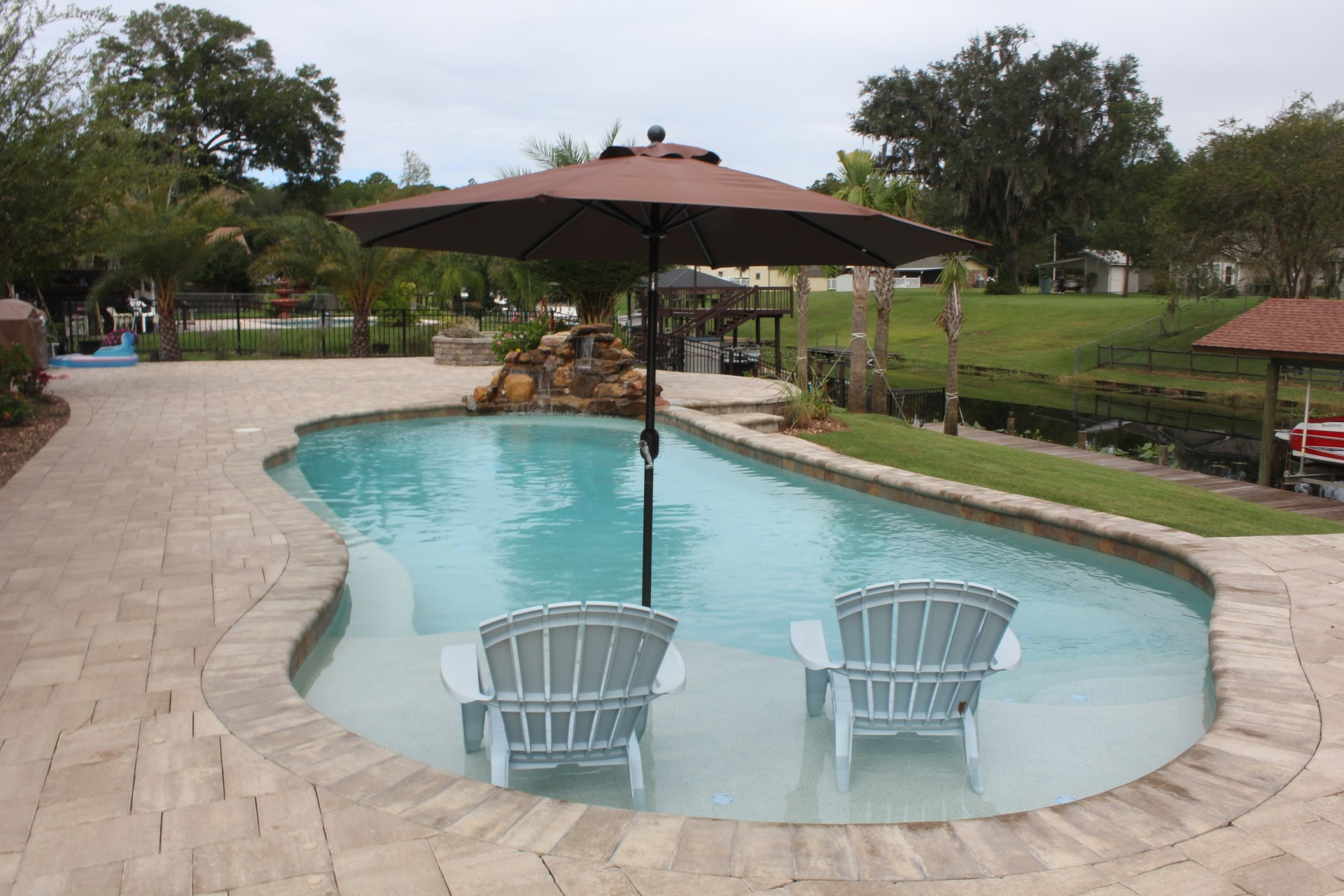 Pools Orange Park Crystal Pools And Spas Of North