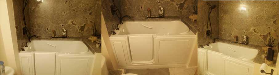 Safety Tub Installation - Youngtown, AZ - Albrecht and Son, LLC